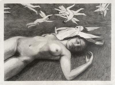 Frances Waite, 'Horny Angel Chaos', 2021