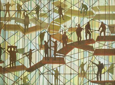 Arthur Haffkin, ''CONSTRUCTION''