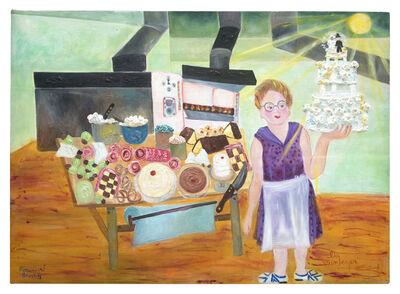 Rosalind Brodoff, 'Untitled (Ida Weinberger)'