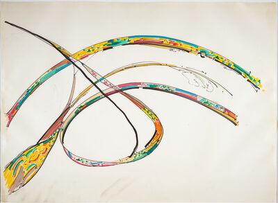 Gordon Matta-Clark, 'Untitled (Tree Forms)', 1971