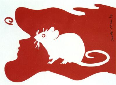 Edwina Sandys, 'White Mouse', 1997