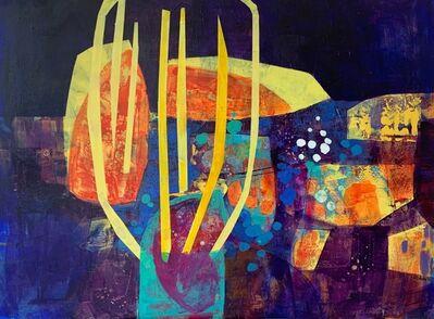 Anna Masiul-Gozdecka, 'Three sources', 2021