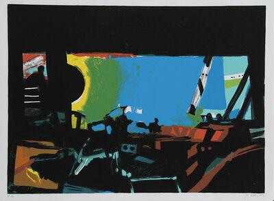 John Hultberg, 'Wide Window II', 1977