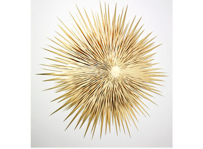 Norman Mooney, 'Golden Sun No. 1', 2012
