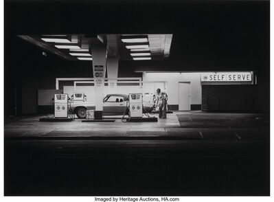 Max Yavno, 'Self Service', 1978