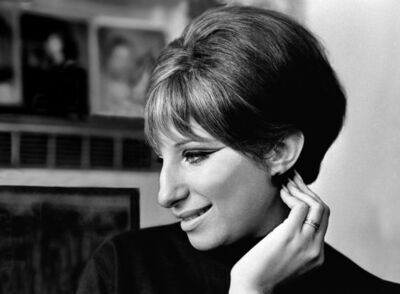 Harry Benson, 'Barbra Streisand, Funny Girl, NY', 1965