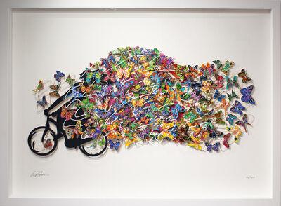 David Gerstein, 'Euphoria - Paper Cut', 2009
