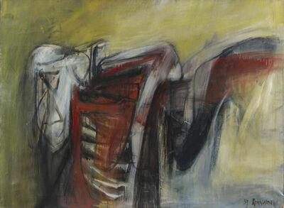 Bepi Romagnoni, 'Figura', 1959
