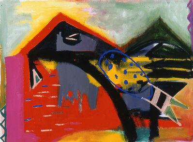 Kittie Bruneau, 'Metamorpho se en cabane', 2000