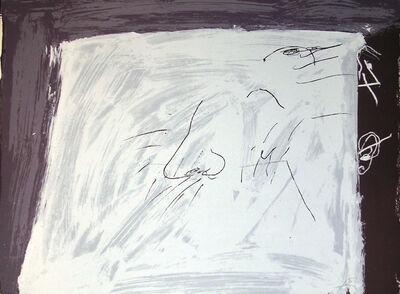 Antoni Tàpies, 'Berlin N. 6°'