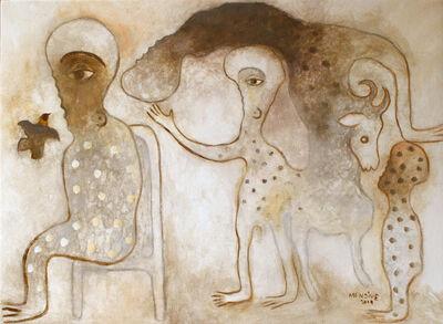 Manuel Mendive, 'El ave', 2009