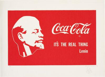 Alexander Kosolapov, 'Coca-Cola', 1983