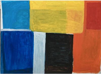 Janet Sawyer, 'Color Immersion seven colors', 2020