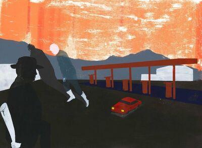 Erica Mao, 'Gas Station', 2017