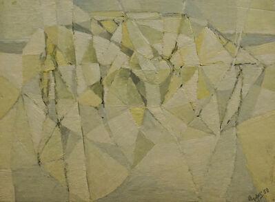 Alan Reynolds, 'Crystalline Landscape', 1958