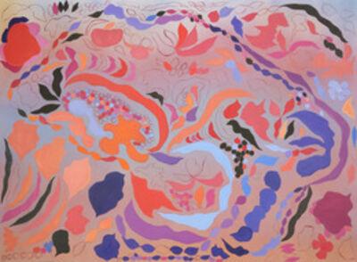 Ethel Gittlin, 'Beach Lively', 2013