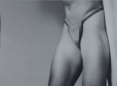 Lionel Wendt, 'Untitled (Male legs)', 1935