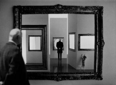 Gilbert Garcin, 'At the museum', 1999