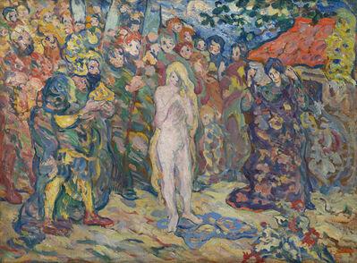 Louis Valtat, 'Hommage à la beauté', 1898