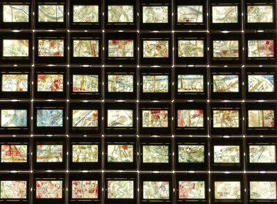 Suk-ting Sara Tse, 'Mapping Memories- Keijo (Seoul) 1920', 2019