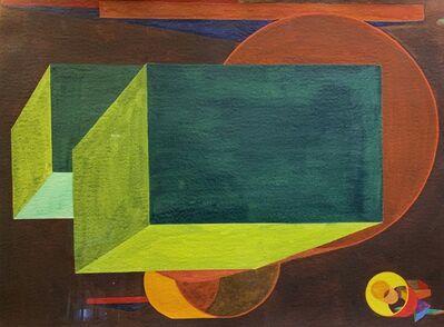 Al Held, 'Camerata XII', 1989