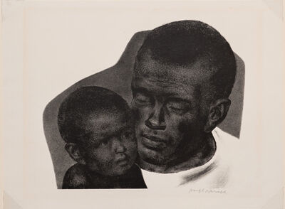 Joseph Hirsch, 'Father and Son', 1945