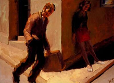 Kevin Sinnott, ' Leaving II', 1999