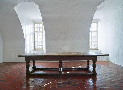 no artist, 'Refectory table', End 17th century
