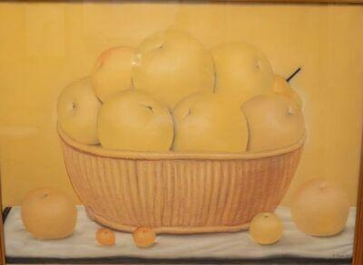 Fernando Botero, 'Bodegon', 1979