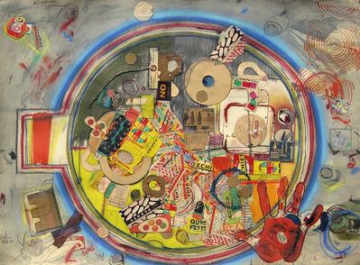 Robert S. Neuman, 'Pedazos del Mundo (It's a Sweet World)', 1963-1964