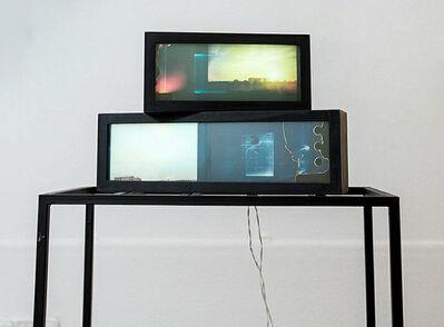 Tibor Nagy, 'Narrative Space I-II.', 2015