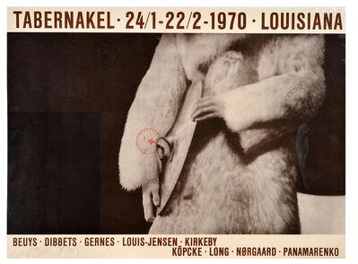 Joseph Beuys, 'Tabernakel', 1970