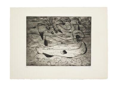Joan Miró, 'L'Aigle et la Femme la Nuit (Dupin 22)', 1938