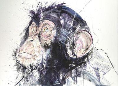 Dave White, 'Chimp III', 2017
