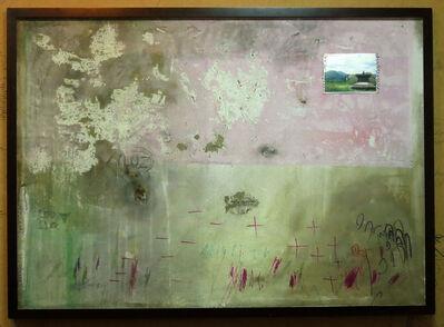 Daniel Murgel, 'A Parede da escola primária - da série Pinturas de Parede [The Primary School Wall - Wall Painting series]', 2014