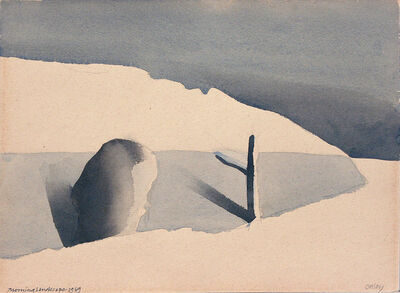 Toni Onley, 'Morning Landscape', 1969