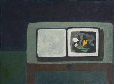 William Wright, 'Painter's table VI ', 2018