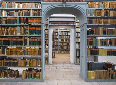 Reinhard Gorner, 'Milich'sche Library II, Görlitz', 2015