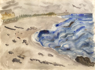Milton Avery, 'Incoming Tide', 1936