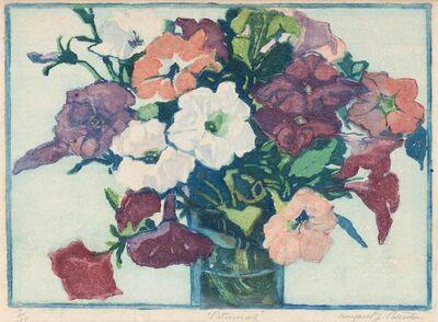 Margaret Jordan Patterson, 'PETUNIAS', 1921