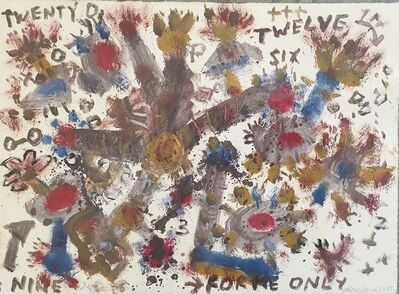 Alan Davie, 'Untitled', 2013