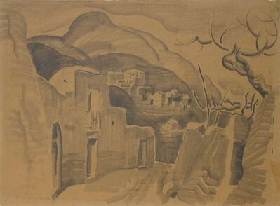 Louis Kahn, 'Rustic House, Ravello, Italy', 1929