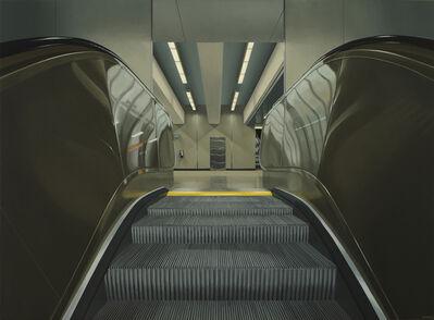 Peter Harris, 'Escalator', 2020