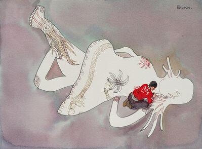 Zhou Jinhua 周金华, 'Painted No.6', 2020