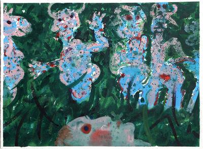Robert Beauchamp, 'Figures in the Grass', 1994