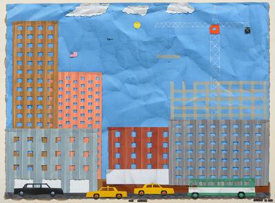Bill Braun, 'New Building'
