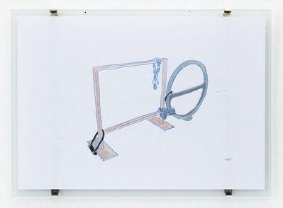 Sonia Leimer, 'Grand St / Manhattan Ave (2020)', 2020