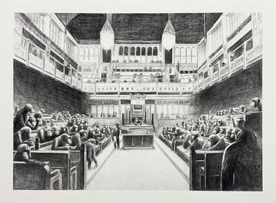 Mason Storm, ''Monkey Parliament IV'', 2021
