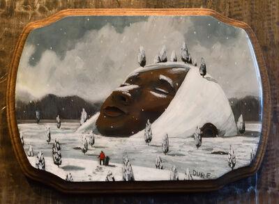 Nathan Durfee, 'Slumbering by the Traveler', 2020
