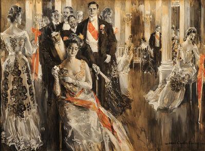 Howard Chandler Christy, 'The Cotillion', 1901